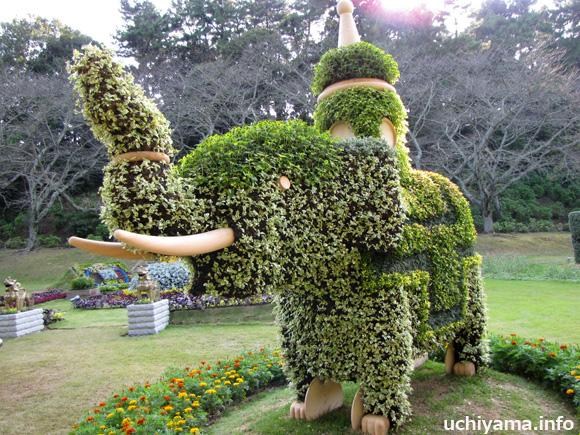 ジュール・ベルヌの象