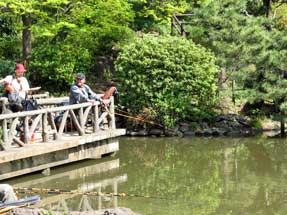 有栖川宮記念公園