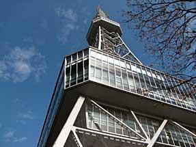 セントラルパーク・テレビ塔