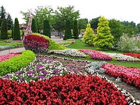 安城産業文化公園デンパーク・トピアリー