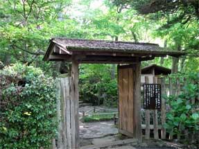 強羅公園・白雲洞茶苑