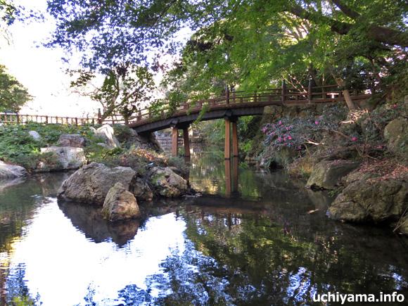 浜松城公園日本庭園