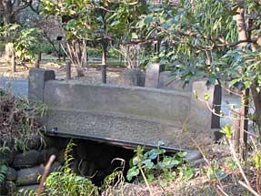 日比谷公園・石橋