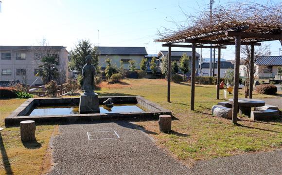 気賀本陣前公園