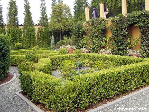 イタリア庭園