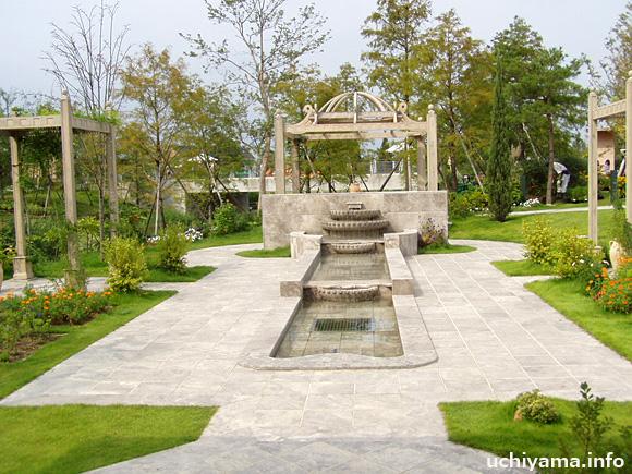 トルコ庭園