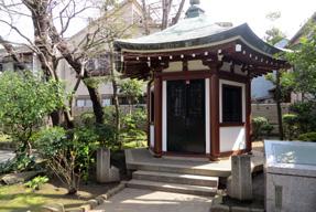 岡倉天心史跡記念六角堂