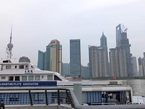 上海の景観