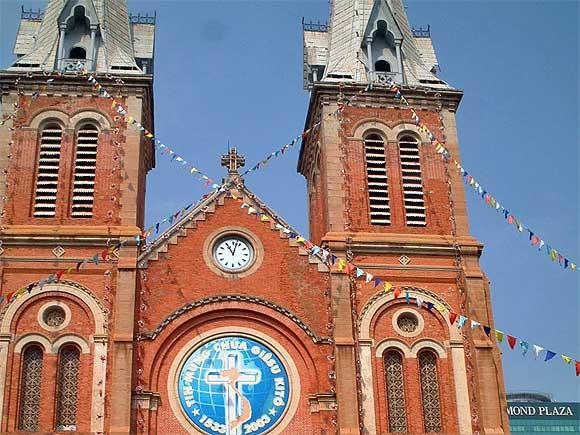 サイゴン大教会(聖母マリア教会)