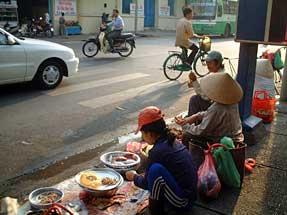 ベトナム・市街地