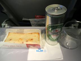 機内食(軽食)