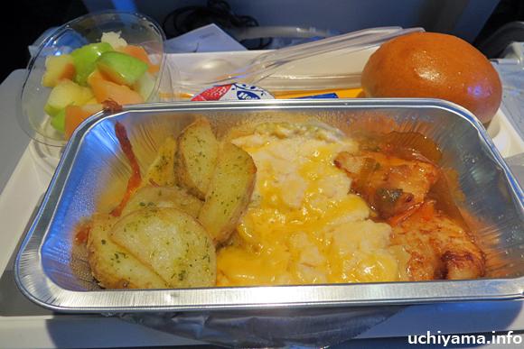 ルフトハンザ航空機内食・飲み物