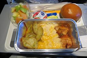 ルフトハンザ航空機内食・つまみ
