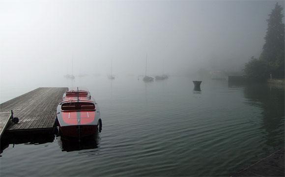 ヴォルフガング湖