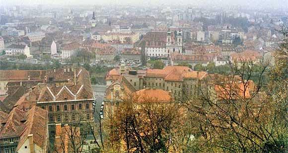 グラーツ旧市街