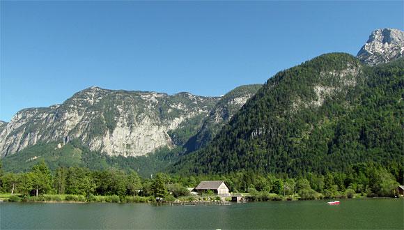 ハルシュタット湖