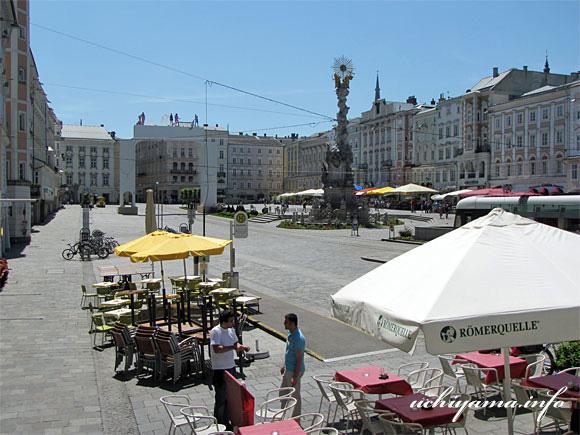 ハウプト広場