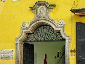 モーツァルトの生家