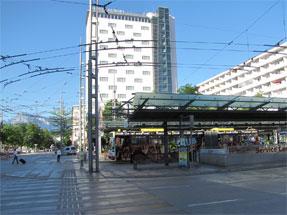 ザルツブルク市内