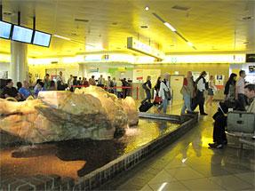 ウィーン空港