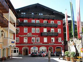 ザンクト・ヴォルフガングの建物
