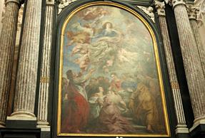 ノートルダム大聖堂・聖母被昇天