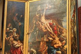 ノートルダム大聖堂・キリスト昇架