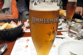 アントワープ・ベルギービール