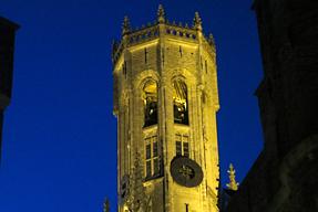 マルクト広場の鐘楼