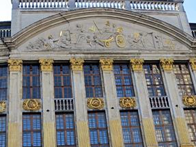 ブラバン侯爵の館