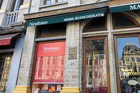 チョコレート・ノイハウス(Neuhaus)