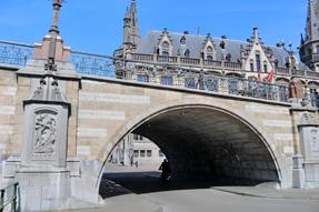 ゲント・聖ミカエル橋