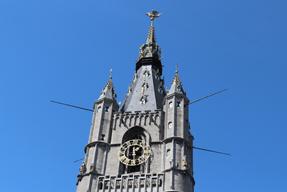 ゲント・鐘楼