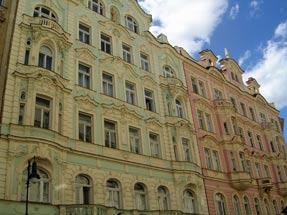 プラハの街角
