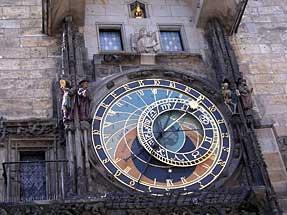プラハ・天文時計