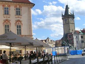 プラハ旧市庁舎