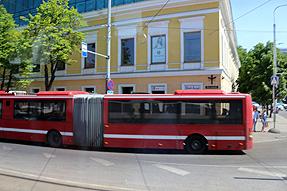 タリンのバス