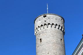 タリンのトームペア城
