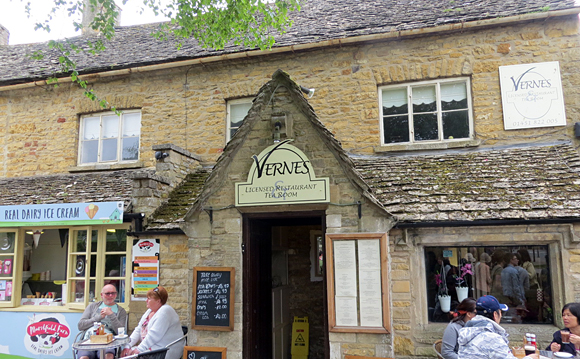 Vernes Tea Rooms