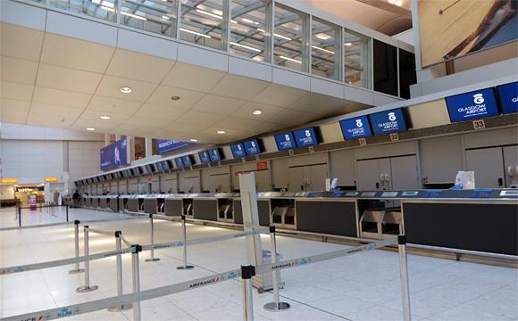 グラスゴー空港
