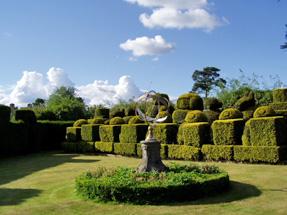 アン・ブーリンの庭