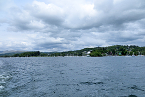 ウィンダミア湖