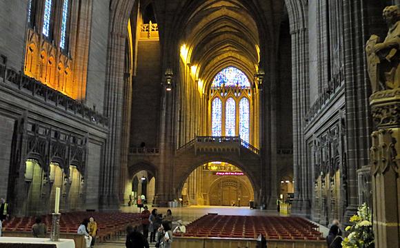 リバプール大聖堂