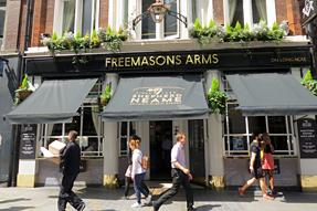 Freemason's Arms