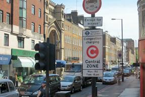 ロンドン市街
