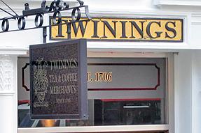 トワイニング紅茶本店