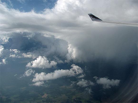 セントレアへの空旅