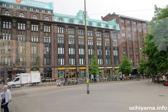 ヘルシンキ市街