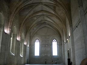 法王庁宮殿・大礼拝堂