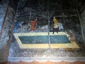 法王庁宮殿(内部)